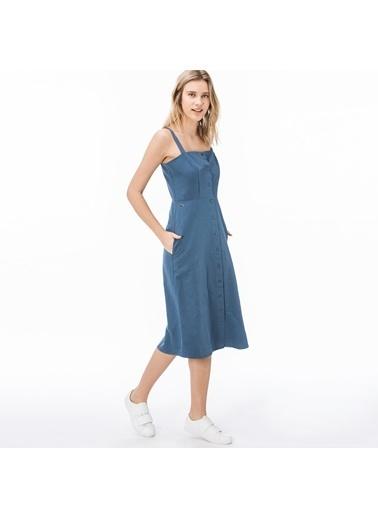 Lacoste Elbise Mavi